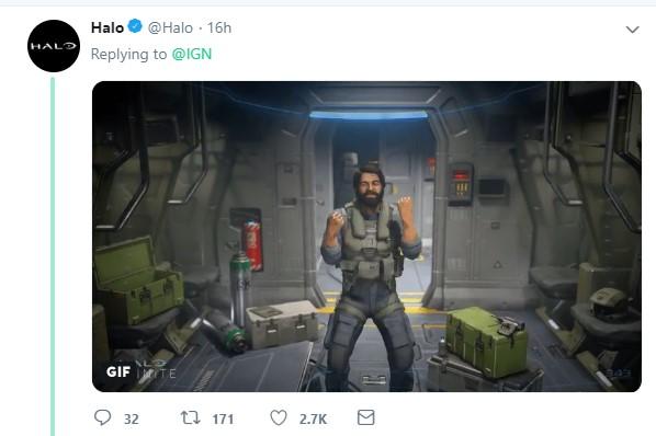 《光环:无限》险胜《无主之地3》 成IGN读者最期待射击游戏