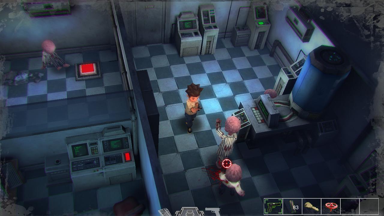 国产游戏《秘馆疑踪》上架Steam 背景致敬《生化