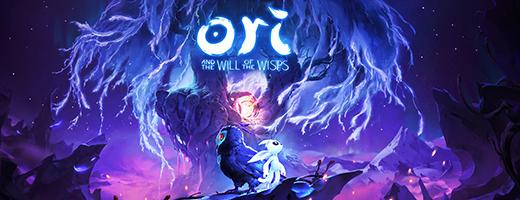 奥日与鬼火意志/奥日与精灵意志/精灵与萤火意志(Ori and the Will of the Wisps)