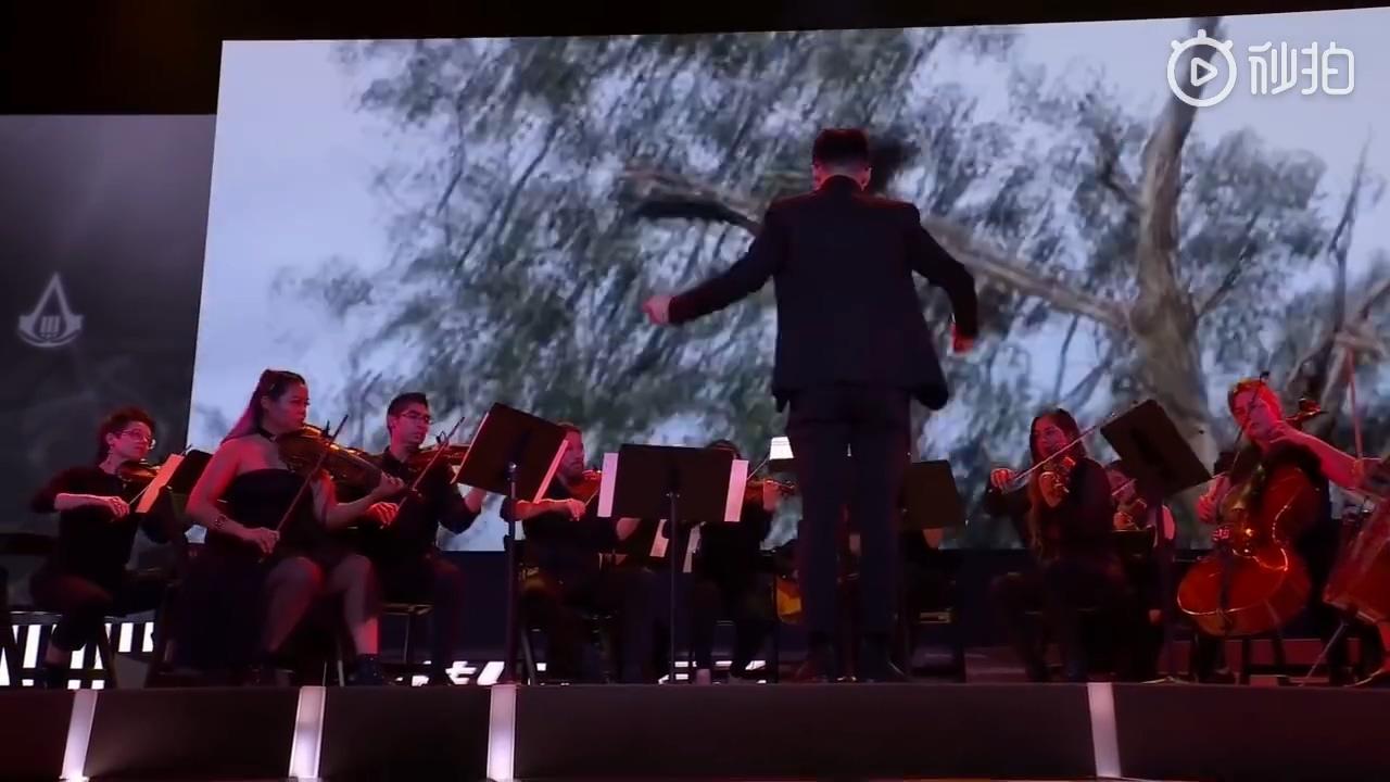 《刺客信条》交响乐巡演可能会登陆中国