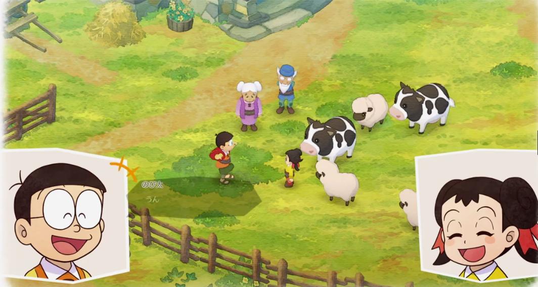 Fami通日本每周销量排行 《哆啦A梦:牧场物语》无悬念登顶