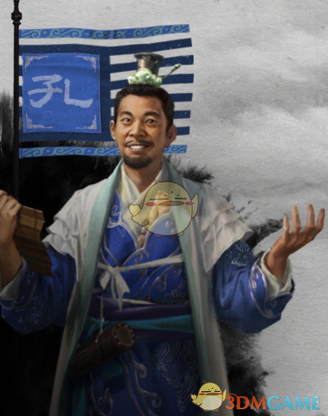 《全面战争:三国》孔融双传奇100%破局套路