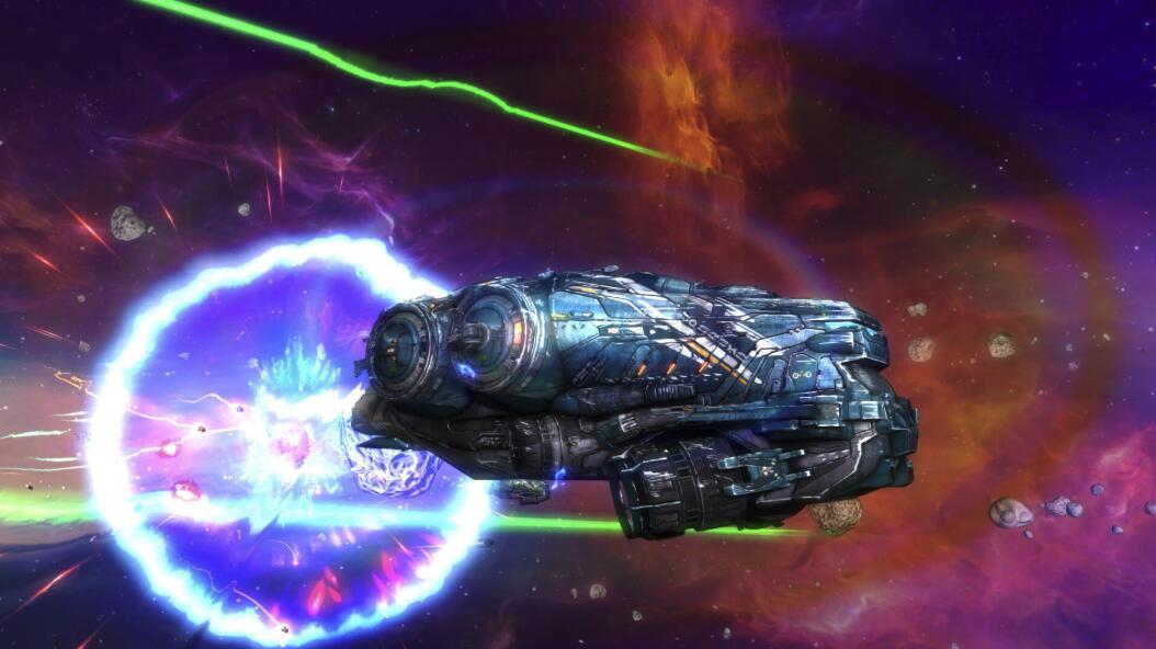 继续喜加一 本周Epic免费游戏为《勇闯银河系》