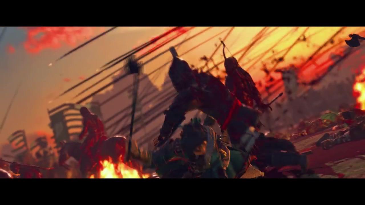 《全面戰爭:三國》DLC血腥效果包6月27日推出