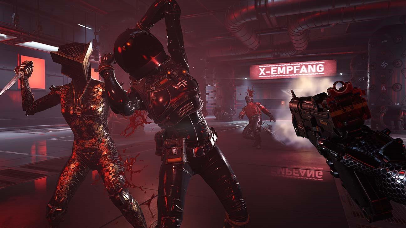 《德军总部:新血液》被ESRB评为成人级 画面血腥暴力