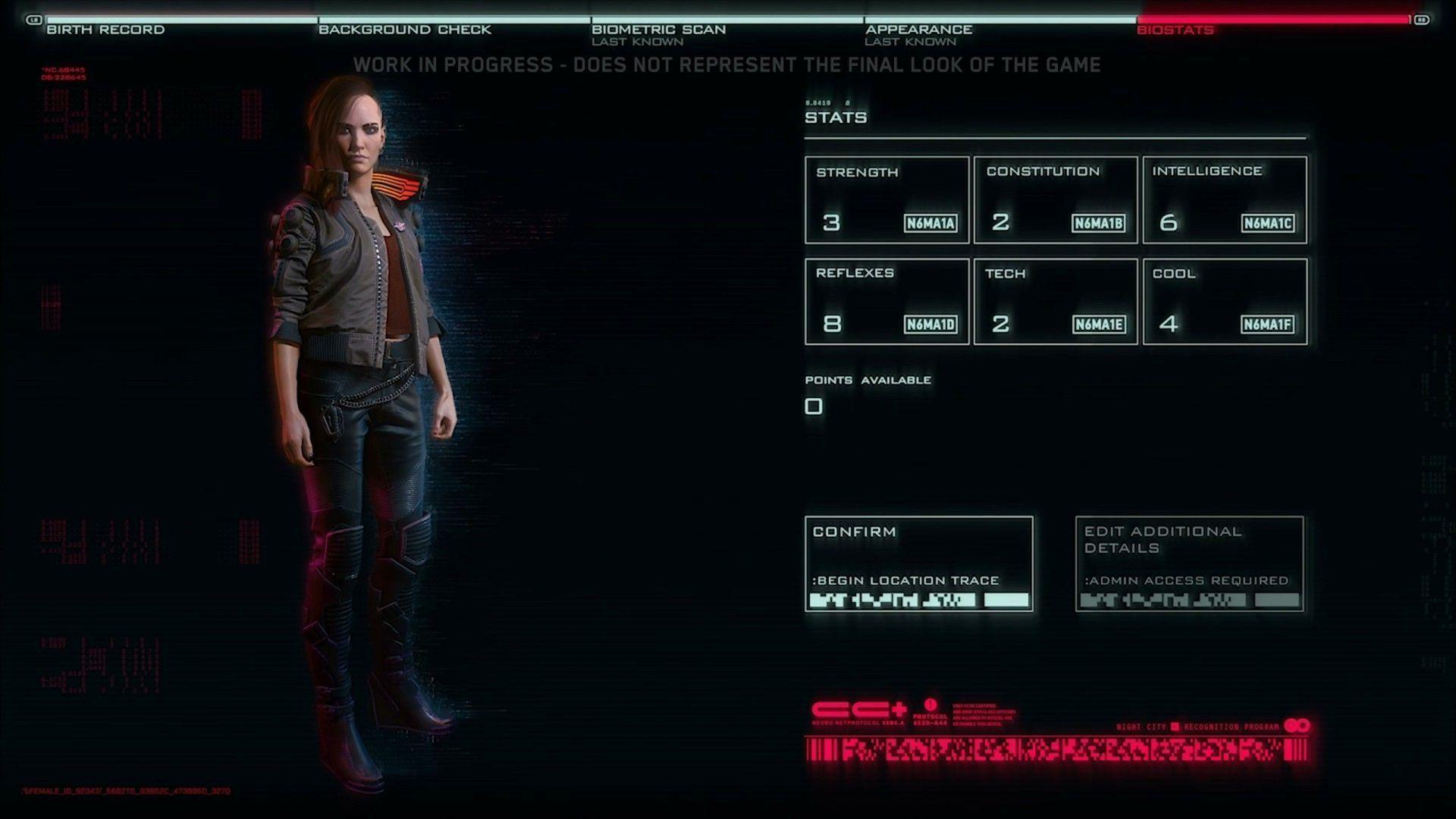 《赛博朋克2077》玩家职业选择不同 出生地也会变化