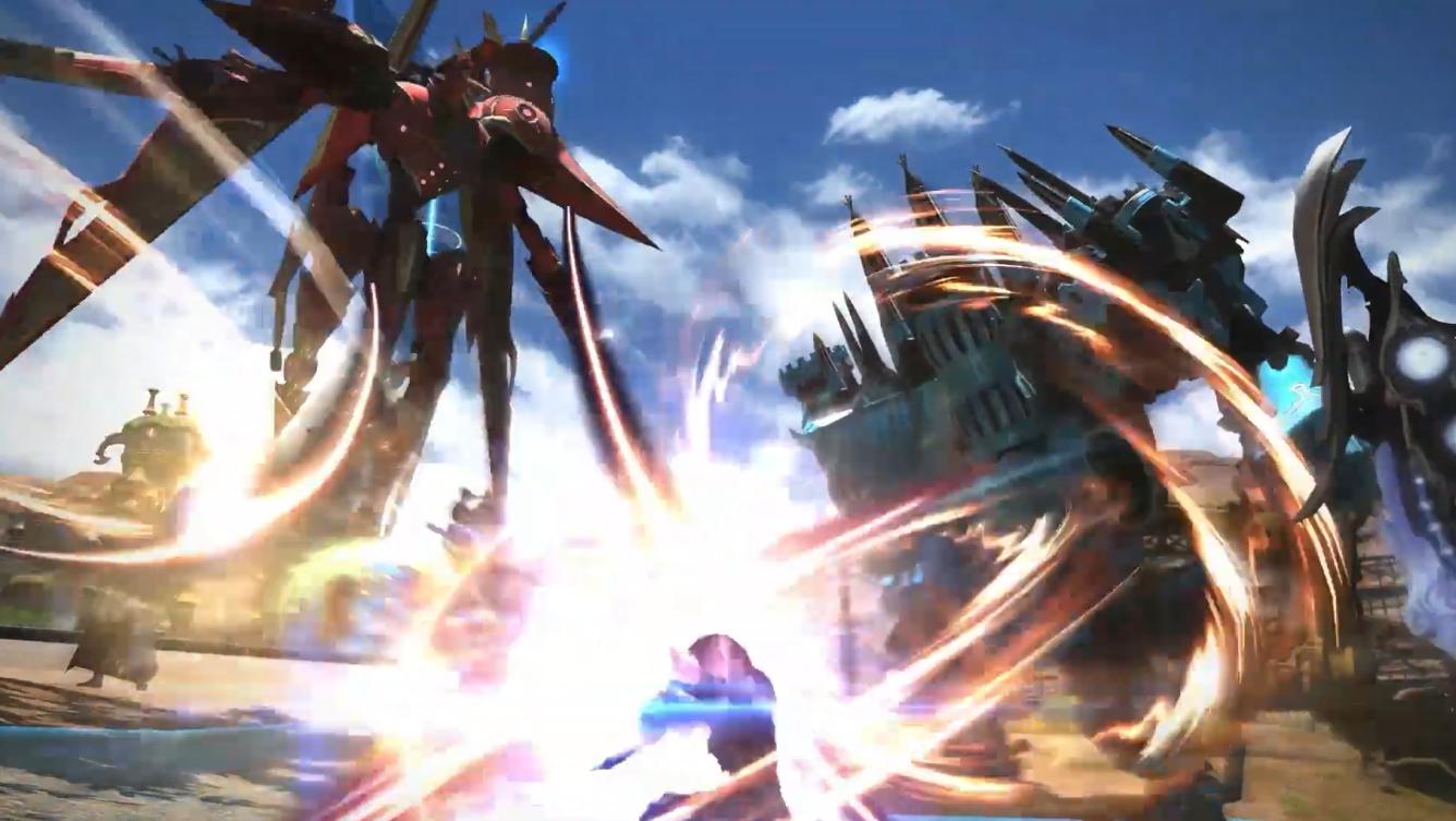 選擇你的生活 《最終幻想14》公布全新動畫宣傳片