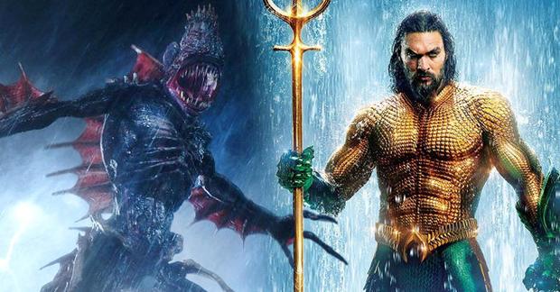溫子仁:《海溝族》更像是怪獸恐怖片 而非超級英雄電影