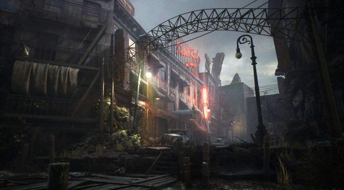 克蘇魯風格新作《沉沒之城》超長演示 開場內容前瞻