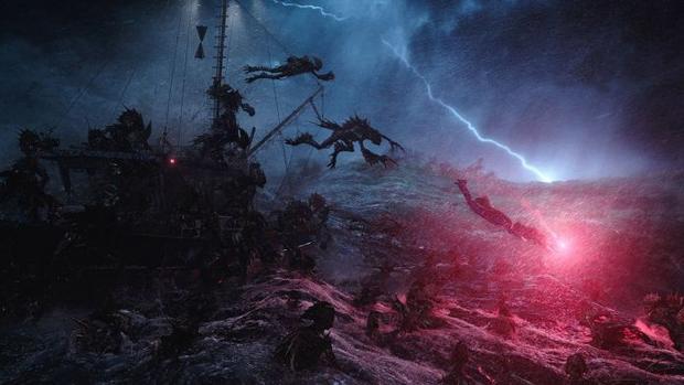溫導:《海溝族》更像是怪獸恐怖片而非超級英雄電影