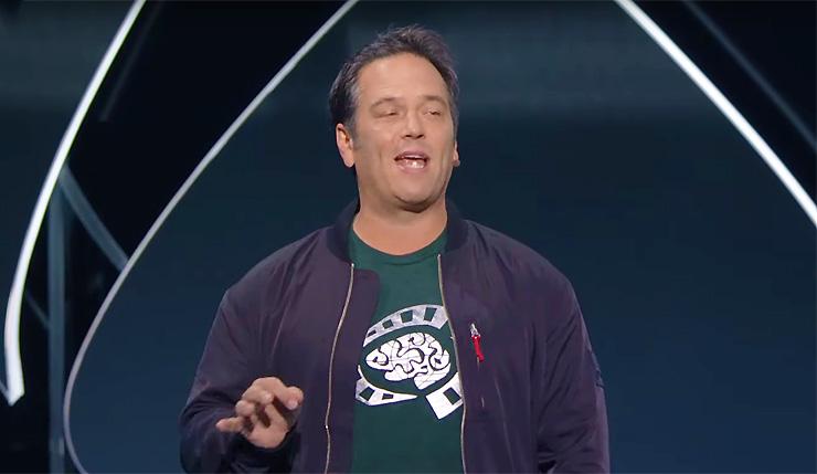 Xbox老大:E3 2019阵容有所保留 新项目重质又重量