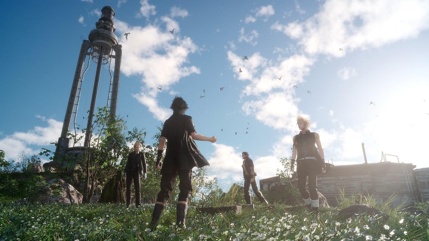 SE总裁:《最终幻想15》为系列知名度做出了巨大贡献