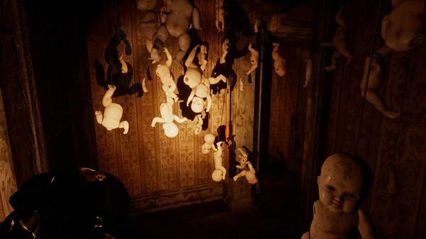 第一人称恐怖新作《银链》将于8月6日登陆PC平台