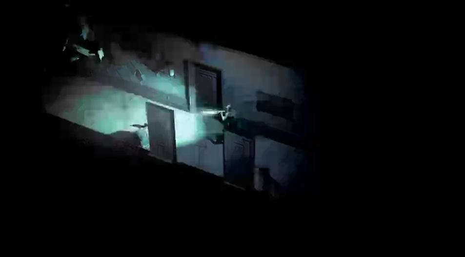 从零开始当猎魔人 恐怖游戏《地狱猎人》宣传片