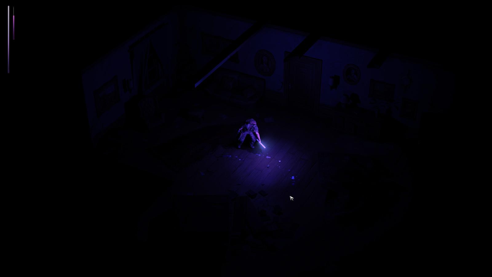 惊悚的复仇之旅 《地狱猎人》玩法特色一览