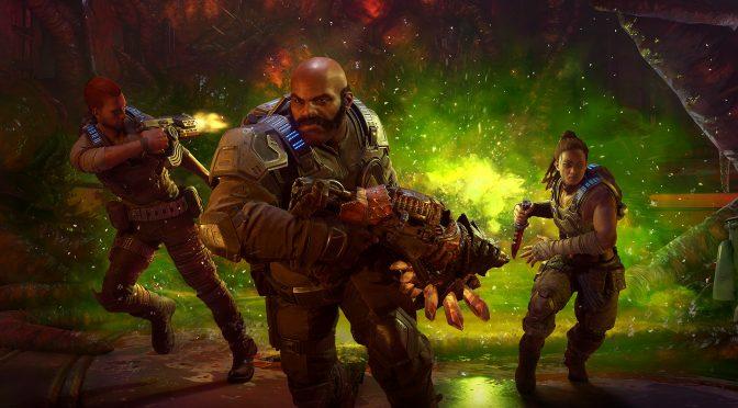 《战争机器5》新增弱点机制 最低难度下可以锁定敌人