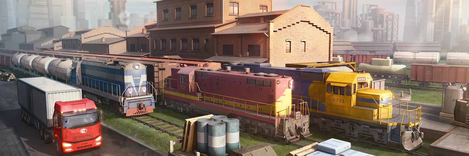 运输模拟游戏《狂热运输2》正式公布 游戏官方网站上线