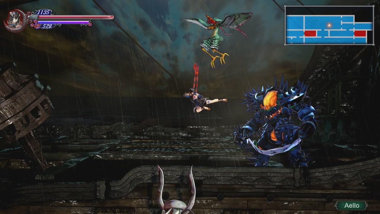 《赤痕:夜之仪式》Switch与PS4版对比 画面谁更好
