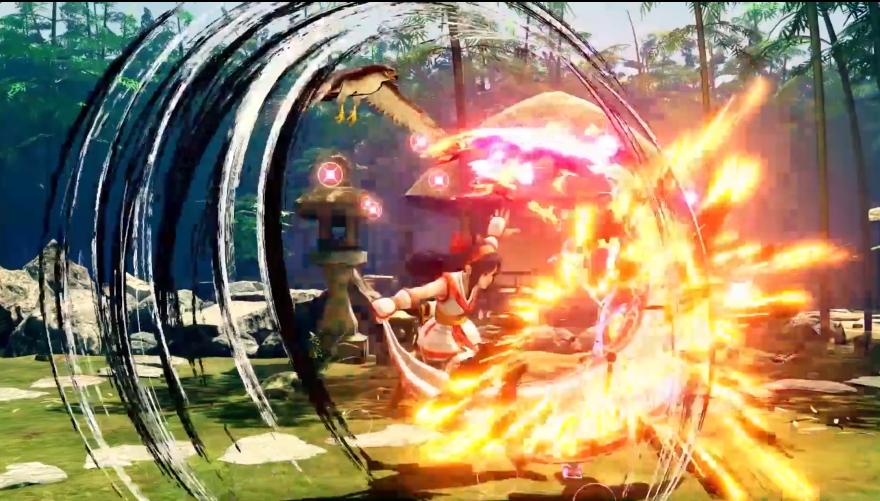 《侍魂:晓》上市宣传片公布 6月27日刀剑格斗开启