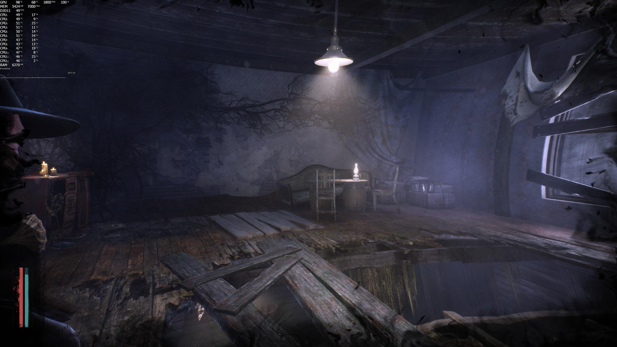 《沉没之城》有优化问题 2080Ti在超高设置下运行卡顿
