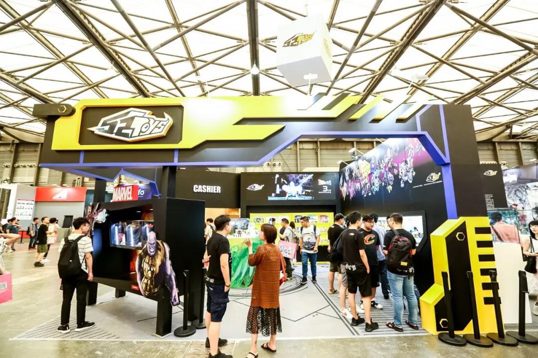 专访52TOYS CEO陈威:为什么做衍生品玩具行业?因为热爱