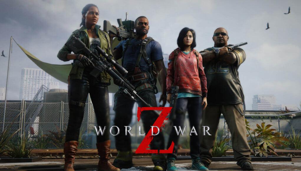 《僵尸世界大战》开发商感谢Epic PC版销量远超预期