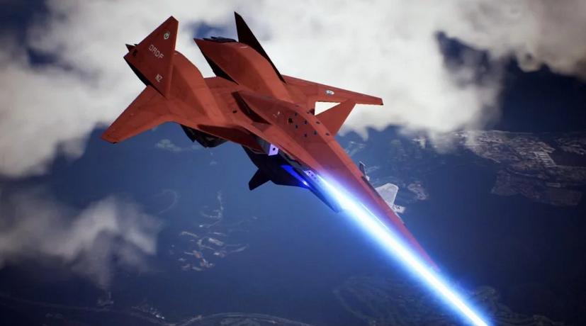 《皇牌空战7:未知空域》DLC公布 最强战斗机出场
