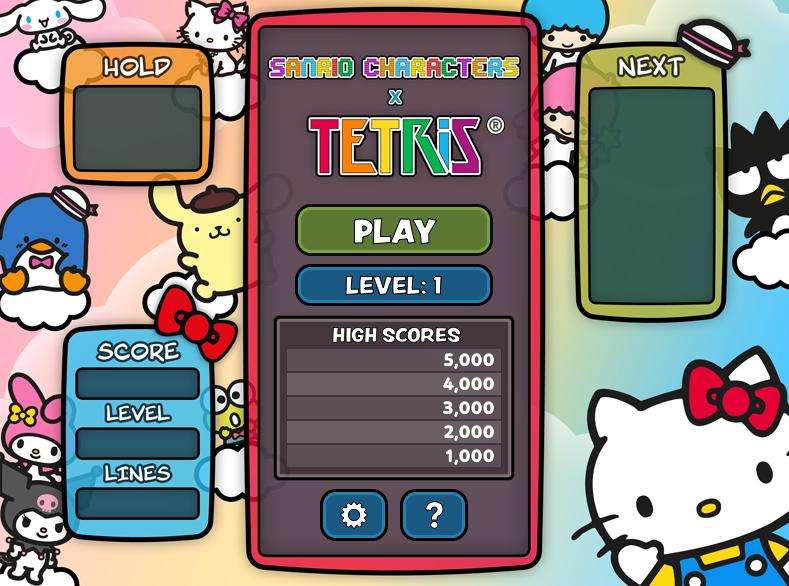 《俄罗斯方块》诞生35周年 联动凯蒂猫有网就能玩
