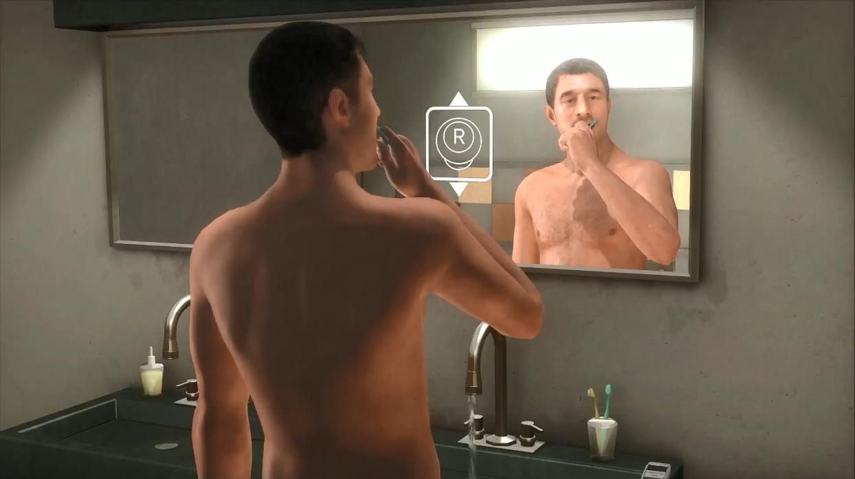 經典復歸 PC版《暴雨》前18分鐘游戲畫面展示