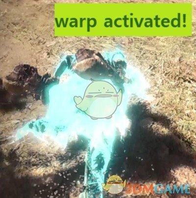 《怪物猎人:世界》双刀希里瞬移特效MOD