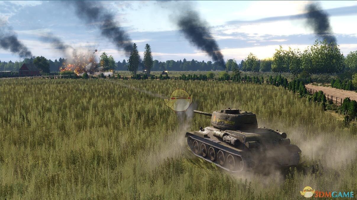 《钢铁之师2》大炮快速转移方法分享