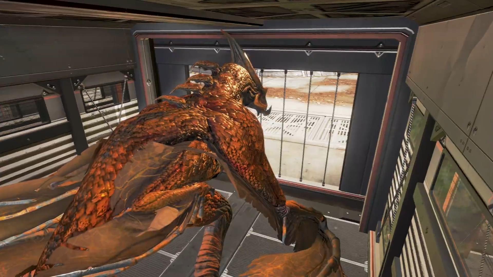 《Apex英豪》第二赛季实机预告 地图改版前后对比、利维坦巨兽添入游玩