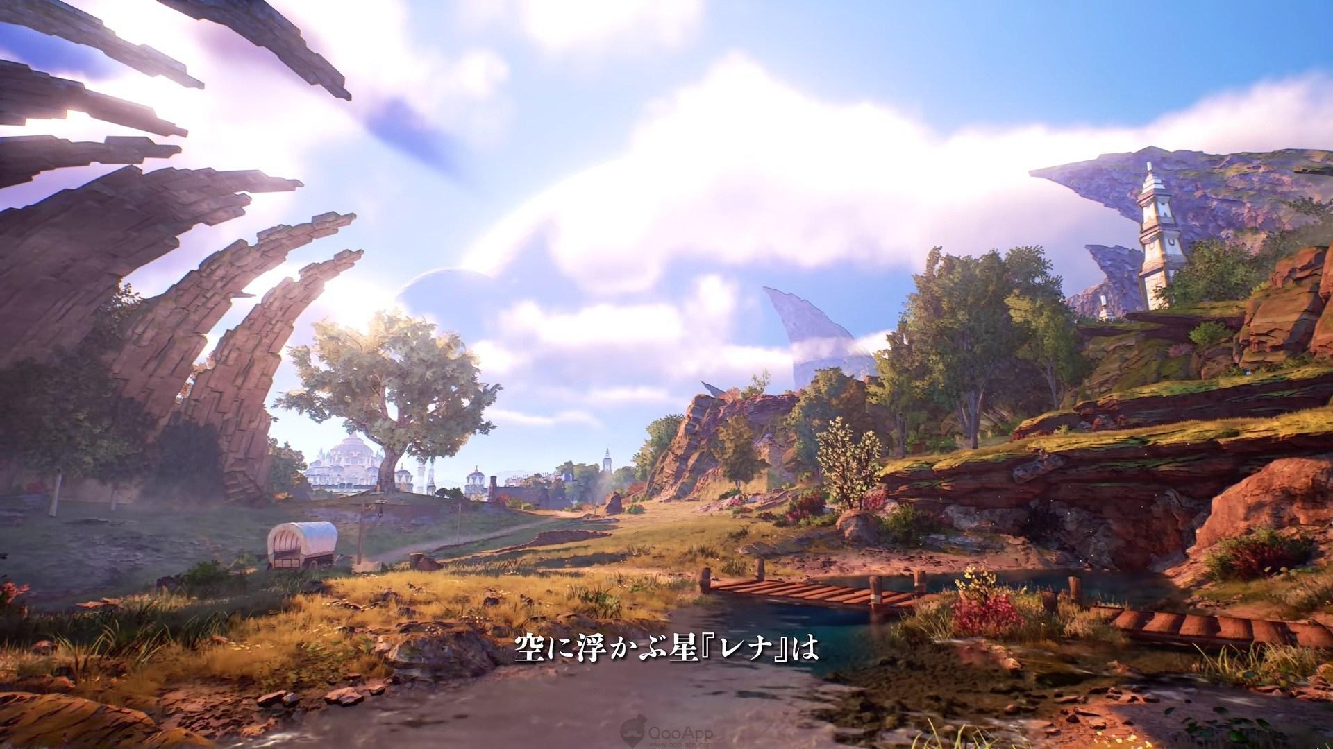《破晓传说》画面震撼游戏细节多 采用半开放世界设计
