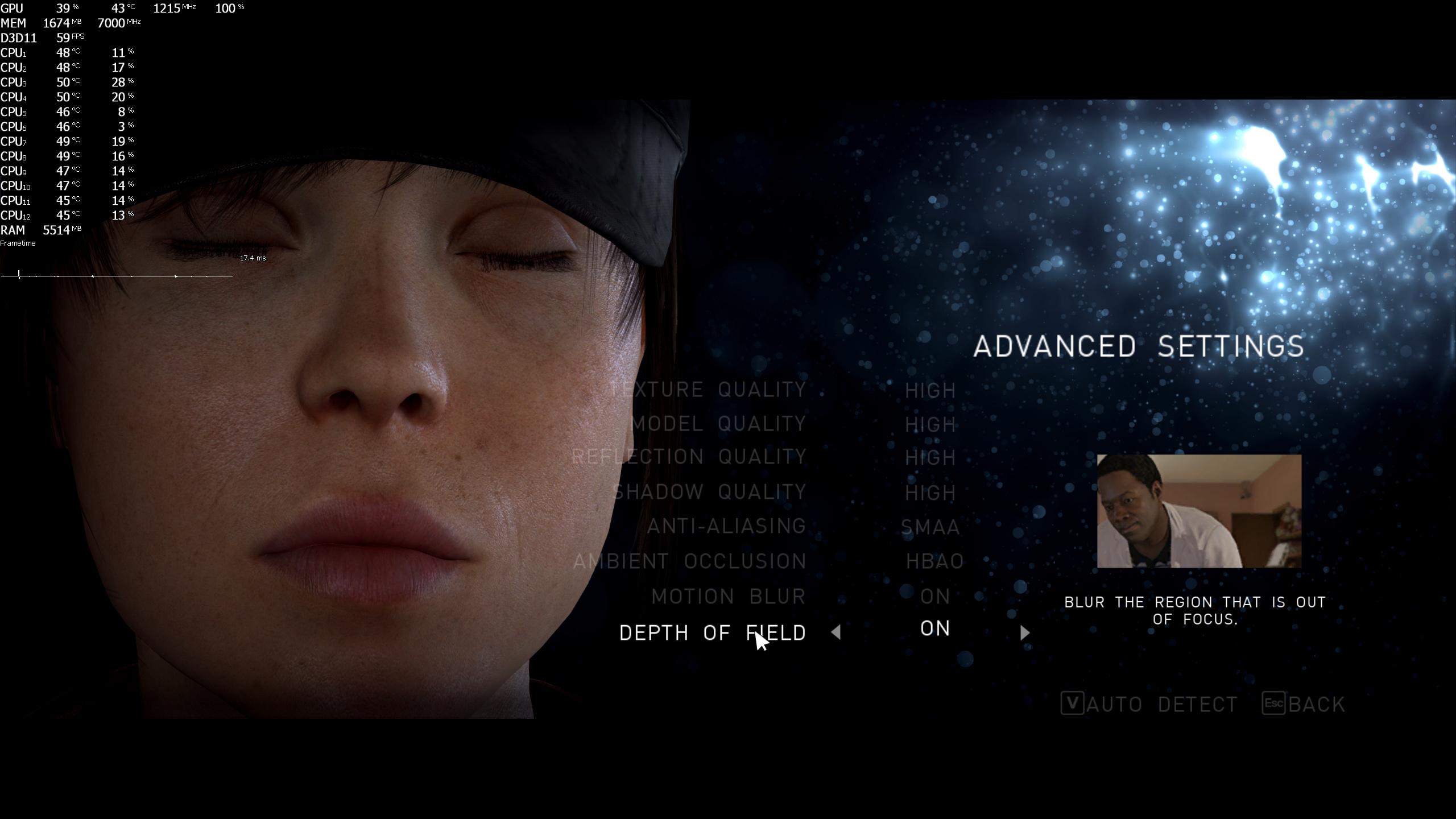 《超凡双生》确认采用D加密技术 高清截图欣赏