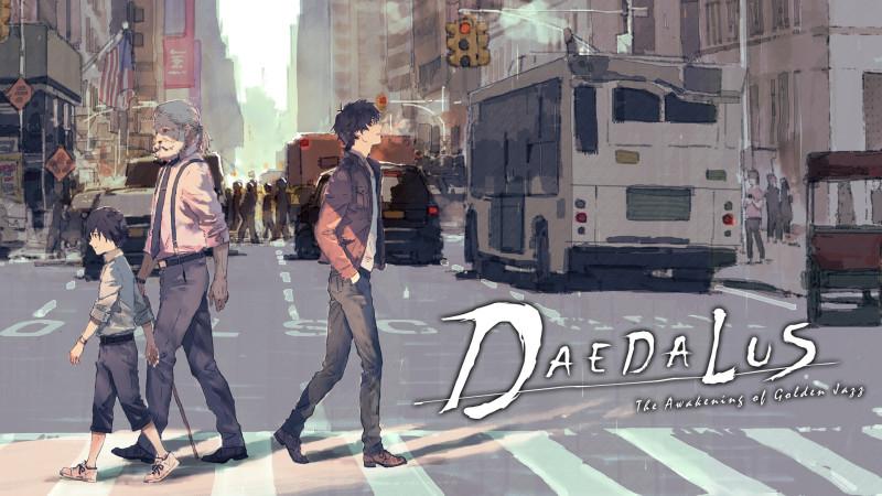 《代达洛斯:黄金爵士乐的觉醒》Steam版7月5日发售