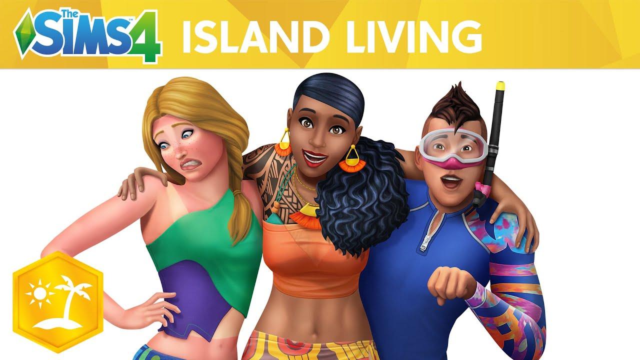 《模拟人生4:海岛生活》 繁体中文免安装版