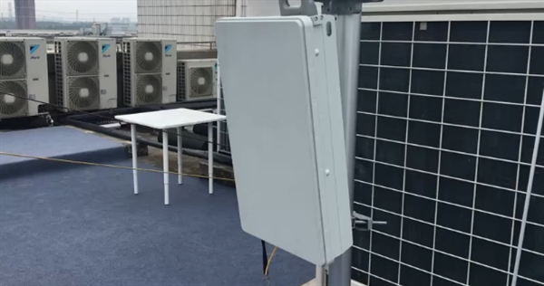 華為5G基站實測:行李箱大小 輻射值與4G基站持平
