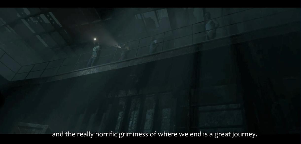 恐怖互动类游戏 《棉兰之人》发布第3段开发日志视频
