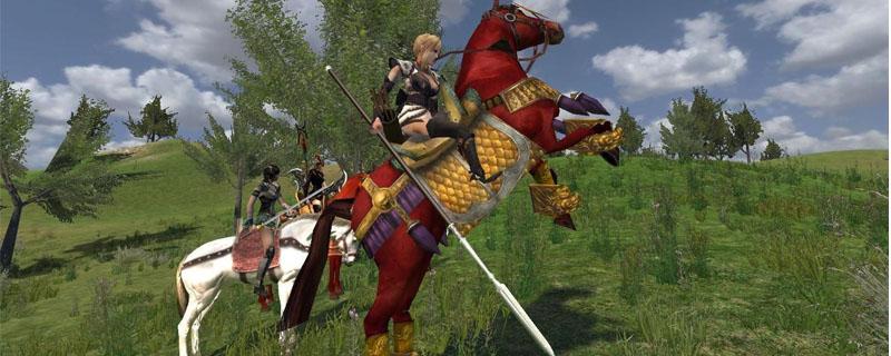 骑马与砍杀命令行代码