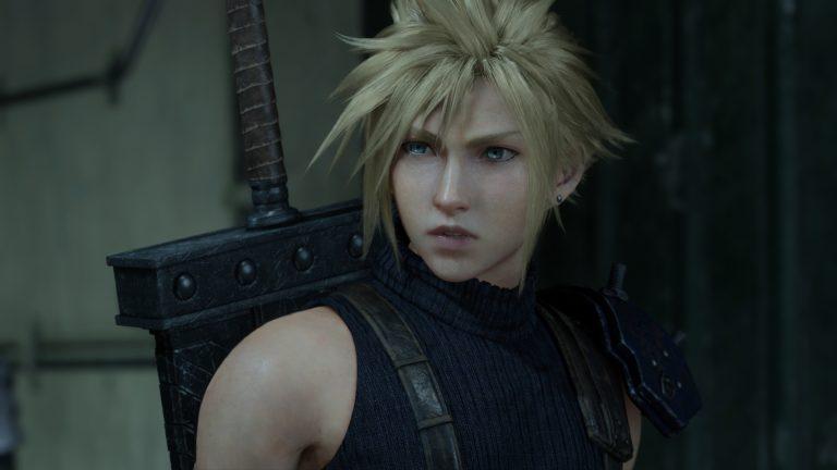 《最终幻想7:重制版》亚马逊商品预购下