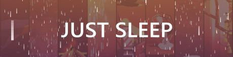 《只是睡觉:冥想、专注、放松》英文免安装版