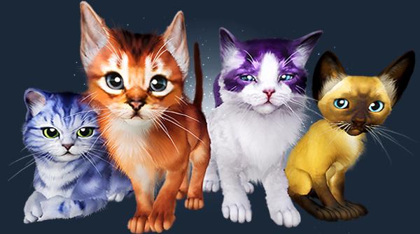 《Kitten'd》英文免安装版