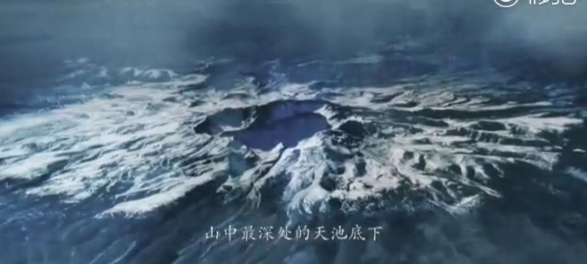 <b>准备8年的国产动画电影 《天池水怪》定档7月19日</b>
