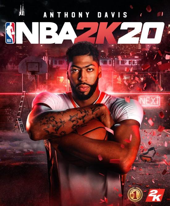 《NBA 2K20》正式预告!韦德、浓眉担任本次封面球星
