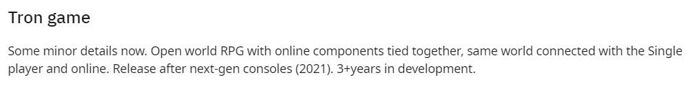 传闻:《创战纪》游戏为次世代打造 新主机2021年发布