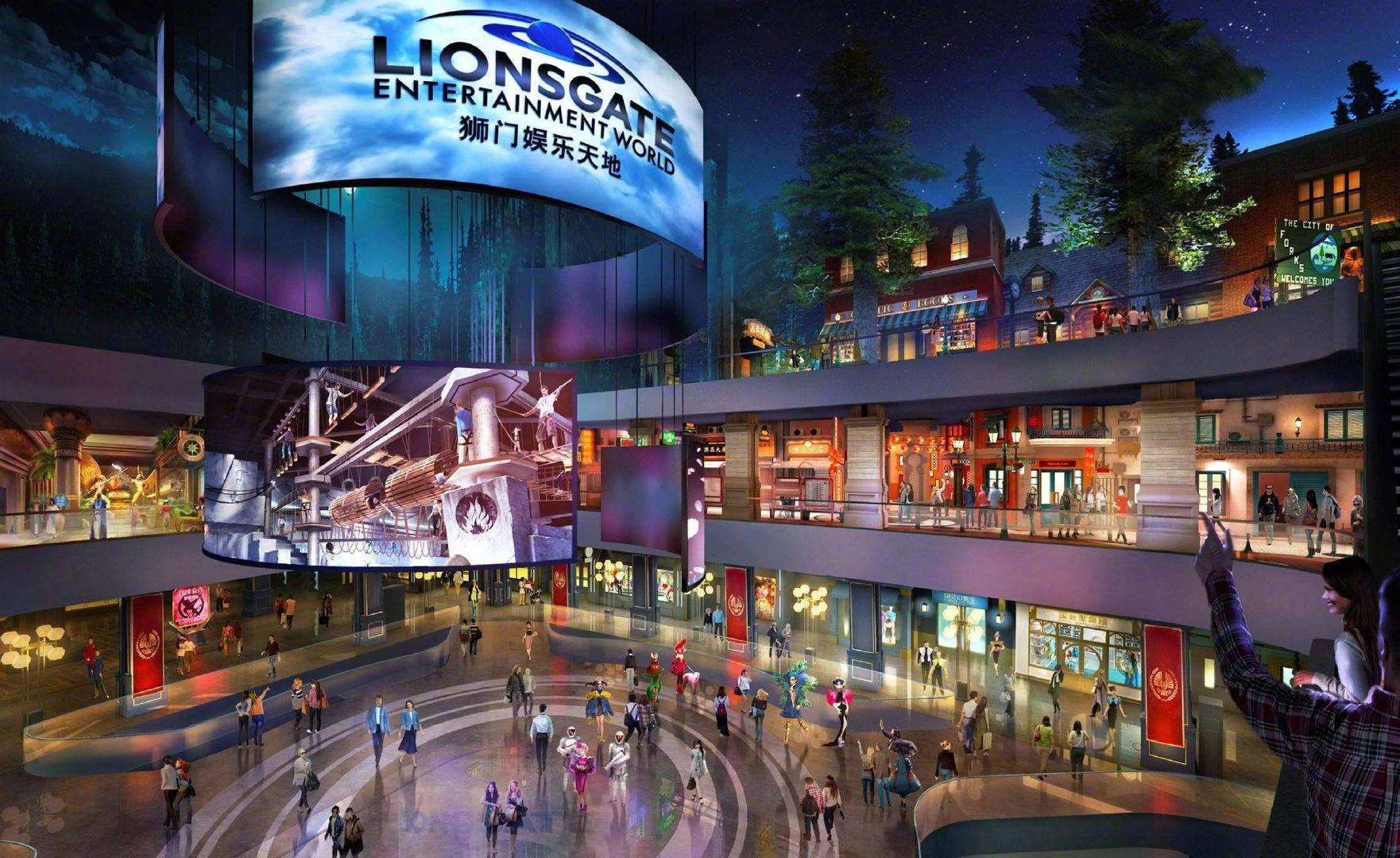 饿游戏暮光之城焦点公园月末开张41183399云顶首秀