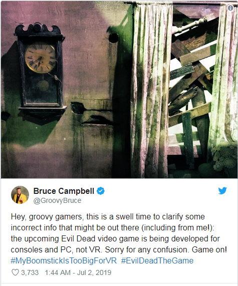 恐怖游戏《鬼玩人》新作开发中 将登陆主机和PC平台
