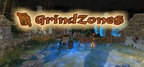 《Grindzones》英文免安版