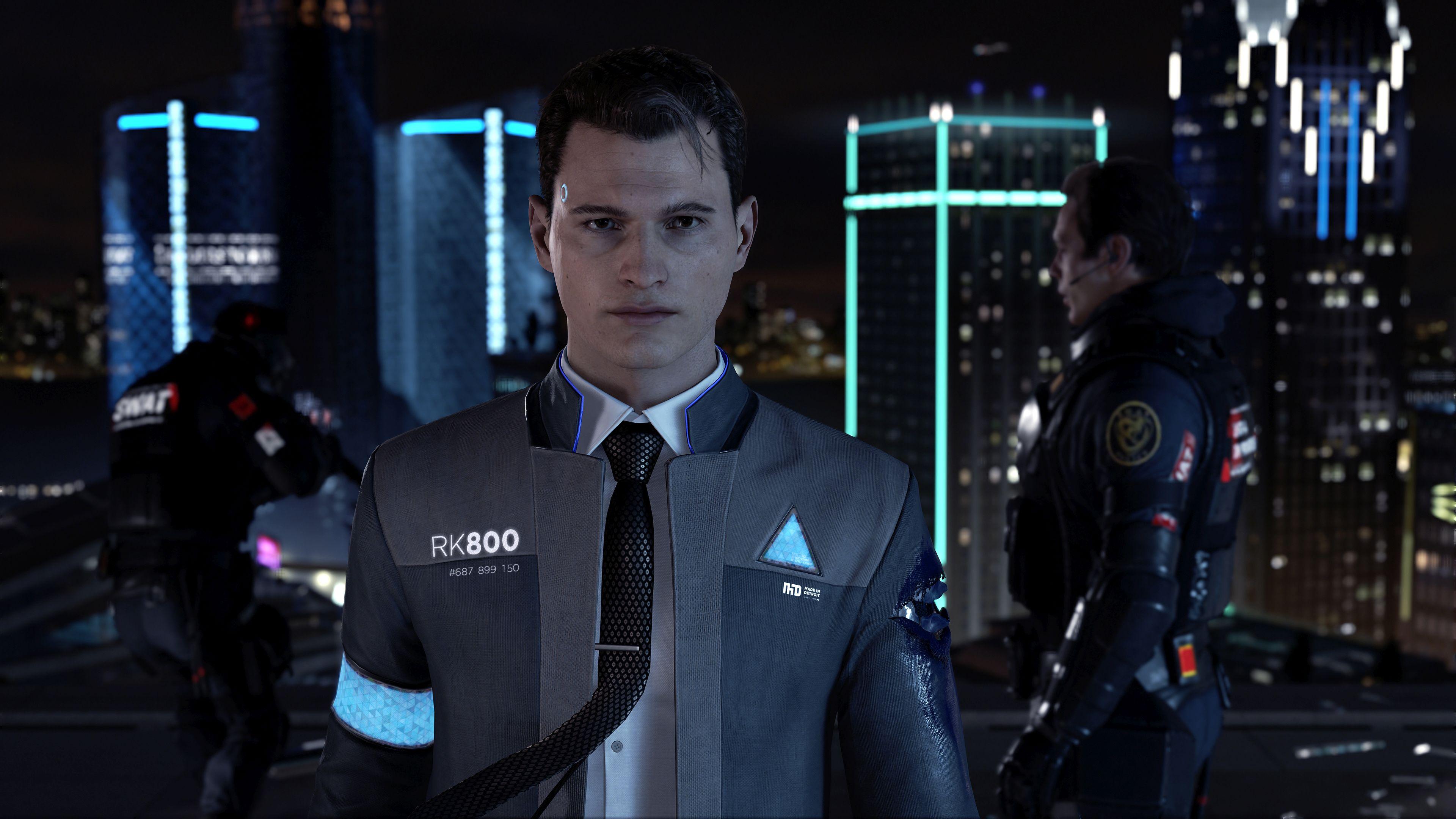 7月PS+会免游戏变更 新增《底特律:变人》数字豪