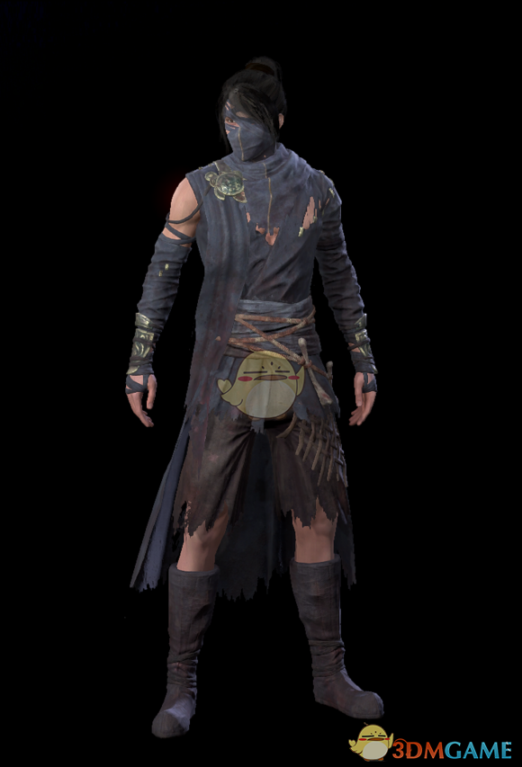 《嗜血印》全服装一览